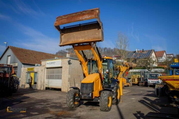 Baggerlader JCB 3CX 11 scaled